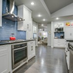 Granite Imports for Transitional Kitchen with Wine Racks