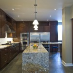 Granite Run Gmc for Contemporary Kitchen with Tile Flooring