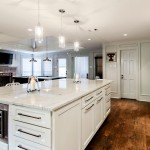 Granite Run Gmc for Transitional Kitchen with Solid Oak Floor