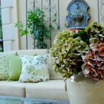 Green Thumb Ventura for Traditional Patio with Wall Decor