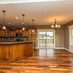 Grimes Realty for Contemporary Spaces with Hardwood Flooring