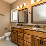 Grimes Realty for Contemporary Spaces with Rich Woodwork