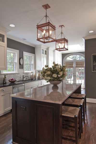 Grimesland Nc for Traditional Kitchen with Lanterns