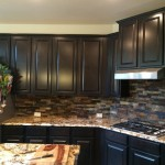 Gunnite for Traditional Kitchen with Granite Counters