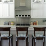 Guy Chaddock for Beach Style Kitchen with Ceiling Lights