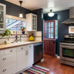 H2 Real Estate for Farmhouse Kitchen with Pendant Light