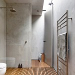 Hadinger Flooring for Modern Bathroom with Natural Materials
