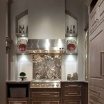 Hahn Appliance for Transitional Spaces with Arched Top