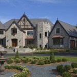 Halquist Stone for Traditional Exterior with English Tudor