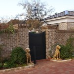 Hanson Brick for Traditional Exterior with Traditional