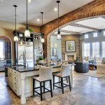 Hanson Brick for Traditional Kitchen with Thin Brick