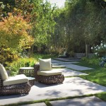 Harden Furniture for Contemporary Patio with Brown Patio Furniture