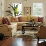 Harden Furniture for Traditional Living Room with French Door