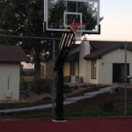Hastings Lawrence Ks for Traditional Landscape with in Ground Basketball System