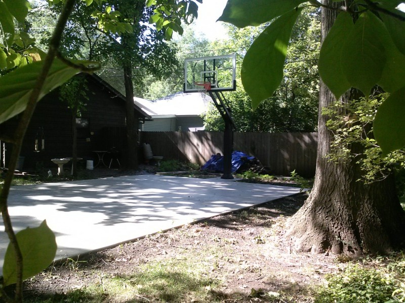 Hastings Lawrence Ks for Traditional Landscape with Pro Dunk Hoops
