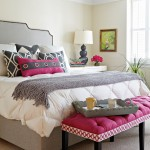 Haynes Furniture Richmond Va for Transitional Bedroom with Crown Molding