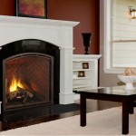 Heatilator for Traditional Living Room with Traditional