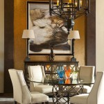 Helping Hands Richmond for Contemporary Dining Room with Custom
