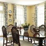 Helping Hands Richmond for Traditional Dining Room with Floral Rug