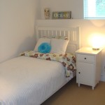 Hemnes Bed Frame for Eclectic Kids with Eclectic