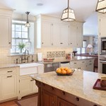 Herbeau for Craftsman Kitchen with Tile Kitchen Backsplash