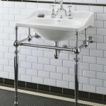 Herbeau for Traditional Bathroom with Antique