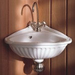 Herbeau for Traditional Powder Room with Bathroom