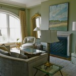 High Tide Charleston Sc for Eclectic Living Room with Arched Window
