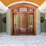 High Tide Charleston Sc for Traditional Entry with Brick Porch