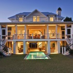 High Tide Charleston Sc for Traditional Exterior with Rear Exterior