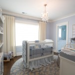 Hinsdale Nursery for Traditional Nursery with White