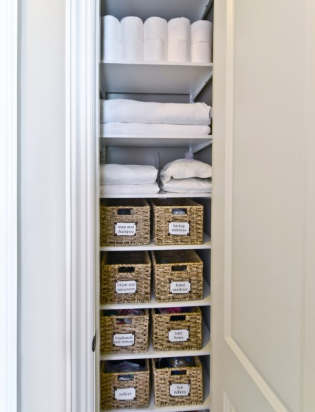 Hobby Lobby Baskets for Transitional Closet with Home Storage