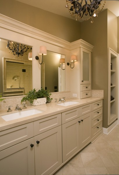 Home Depot Derby Ct for Traditional Bathroom with Neutral Colors