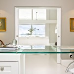 Home Depot Howell Mi for Contemporary Home Office with Pocket Doors