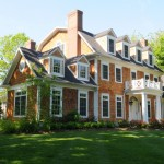 Home Emporium Cincinnati for Traditional Exterior with Stained Siding
