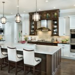 Home Emporium Cincinnati for Transitional Kitchen with Double Wall Oven