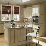 Homecrest Cabinetry for Traditional Kitchen with White Cabinet