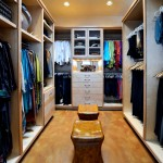 Homewise Santa Fe for Traditional Closet with Benches