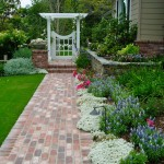 Homewise Santa Fe for Traditional Landscape with Reclaimed Brick