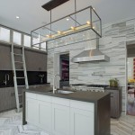 Honed Marble for Contemporary Kitchen with Historic Home