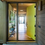House Umber for Modern Entry with Light