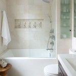 How Much Does a Spray Tan Cost for Contemporary Bathroom with Bathroom Furniture