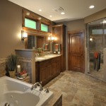 How Much Does a Spray Tan Cost for Traditional Bathroom with Double Sink
