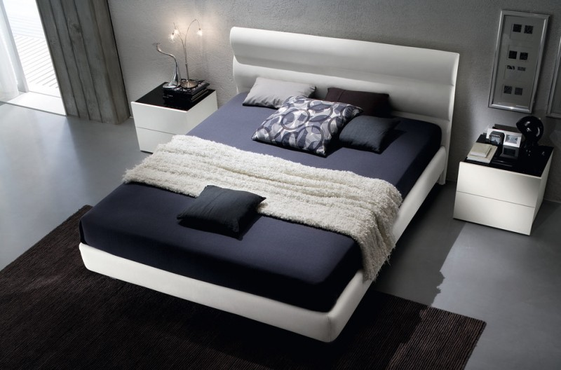 How to Dispose of Mattress for Modern Bedroom with Bedside Tables