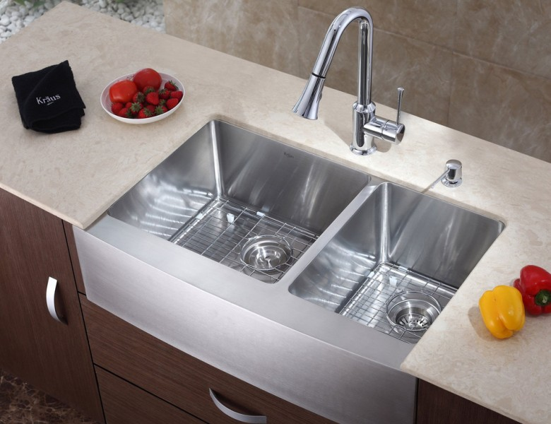 How to Fix Garbage Disposal for Modern Kitchen with Kraus