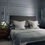 How to Get Rid of Cluster Flies for Contemporary Bedroom with Grey Bed Linen
