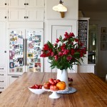 How to Get Rid of Cluster Flies for Traditional Kitchen with Island Lighting