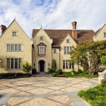 How to Lay Pavers for Traditional Exterior with Tudor