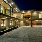 How to Unclog Drain for Contemporary Exterior with Custom Home