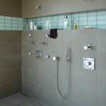 How to Unclog Shower Drain for Modern Bathroom with Open Shower